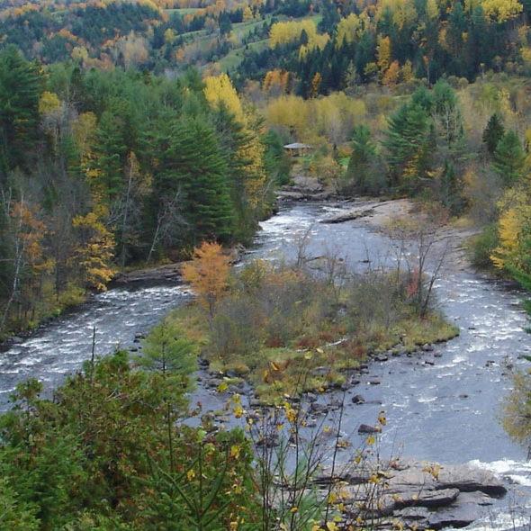 Région de Lanaudière