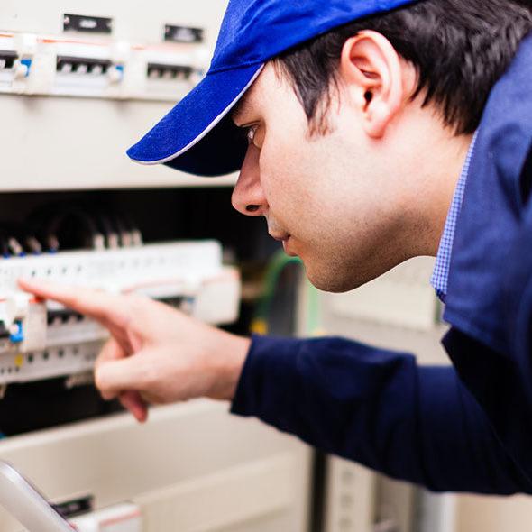 contrôle et diagnostic électrique